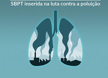 SBPT apoia políticas urgentes de redução da poluição atmosférica
