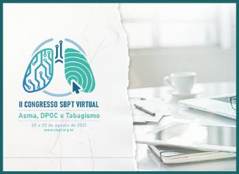 II Congresso SBPT Virtual 2021 – Confira a programação