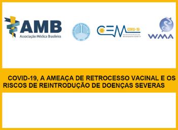 Comitê alerta para a probabilidade de retrocesso vacinal no Brasil