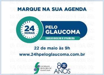 """Campanha """"24h pelo glaucoma"""" alerta para a prevenção da doença"""
