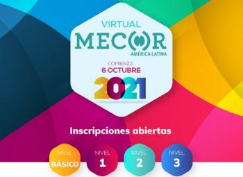 Programa MECOR 2021 na América Latina abre inscrições