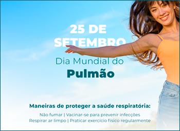 Dia do Pulmão: como cuidar da sua saúde respiratória