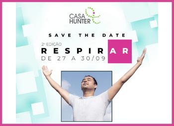 Casa Hunter promoverá Projeto RespirAR sobre doenças raras