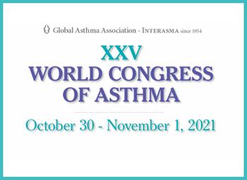 Associação Global da Asma realizará o XXV World Congress Of Asthma