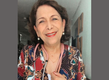Nota de pesar pelo falecimento da Dra. Rosa Elisa Abarca Strong