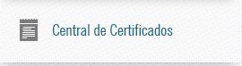 Central de Certificados